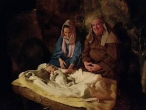 Return to Bethlehem at First Baptist Church Madisonville