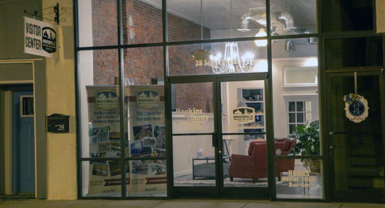 Madisonville Visitor Center
