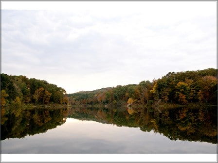 View of Lake Beshear in Dawson Springs, ky